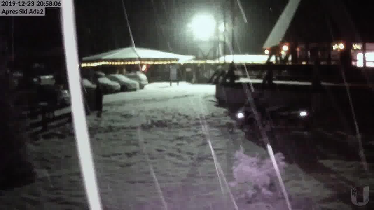Webkamera Şurean: Domeniul Schiabil Sureanu (Apres Ski Ada)