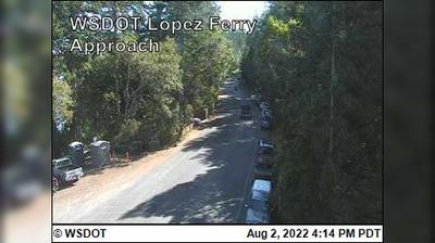 Friday Harbor › South: WSF Lopez Ferry Approach