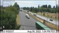 Baker › North: I- NB at MP .: th St - Day time