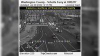 Beaverton: Washington County - Scholls Ferry at ORE - Current