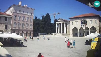 Thumbnail of Pula webcam at 10:02, Mar 1