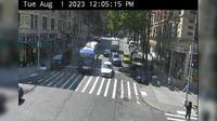 Manhattan Community Board 8: Madison Avenue @  Street - El día
