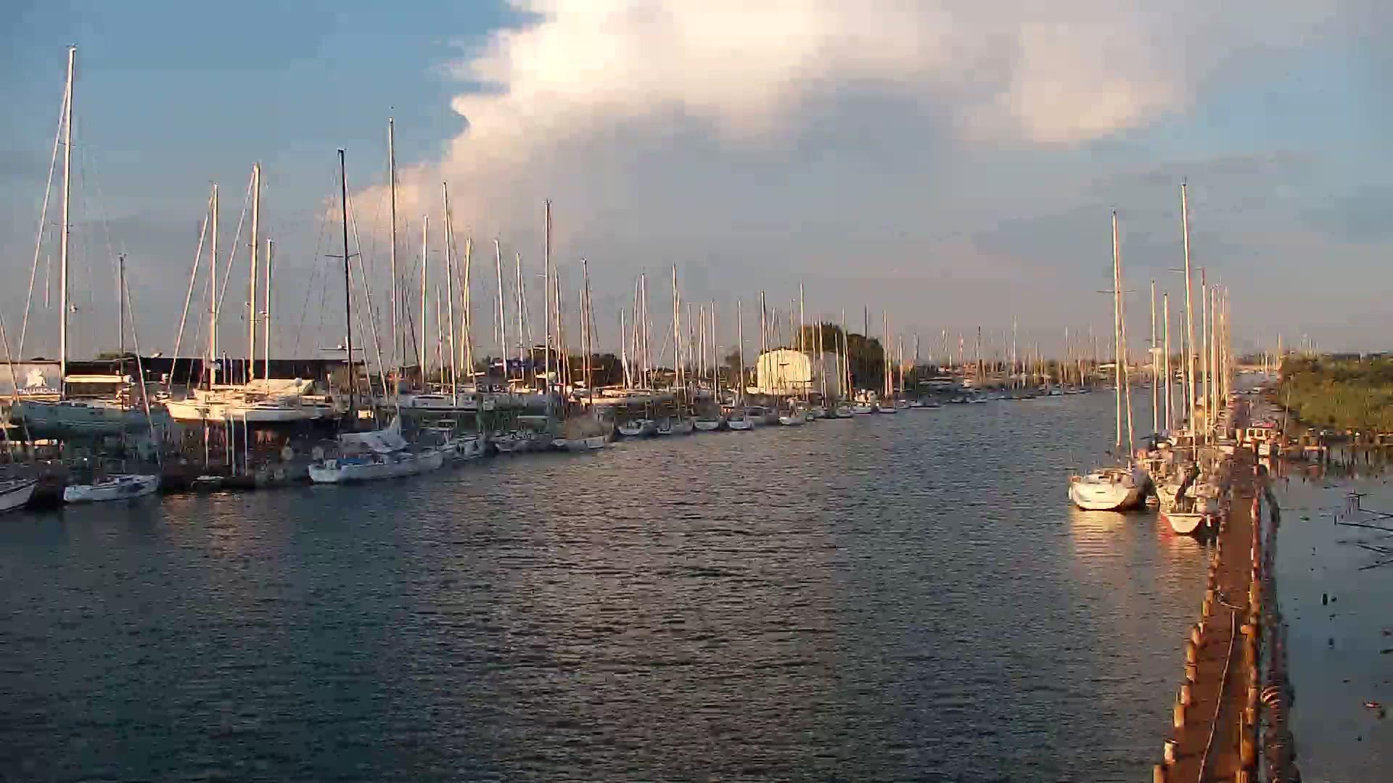 Webcam Foce del Tevere