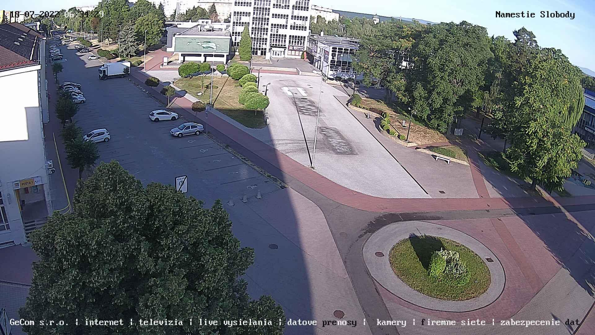 Webcam Michalovce: Košický