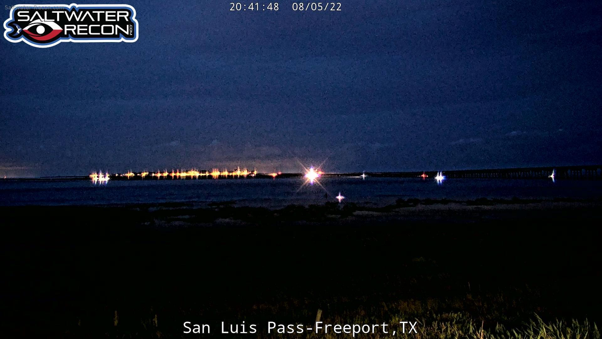 Webcam San Luis Pass › North-East: United States