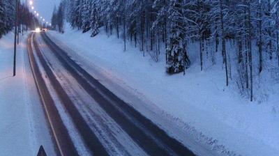 Webcam Rovaniemi: Tie 4 − Santa Claus − Sodankylään