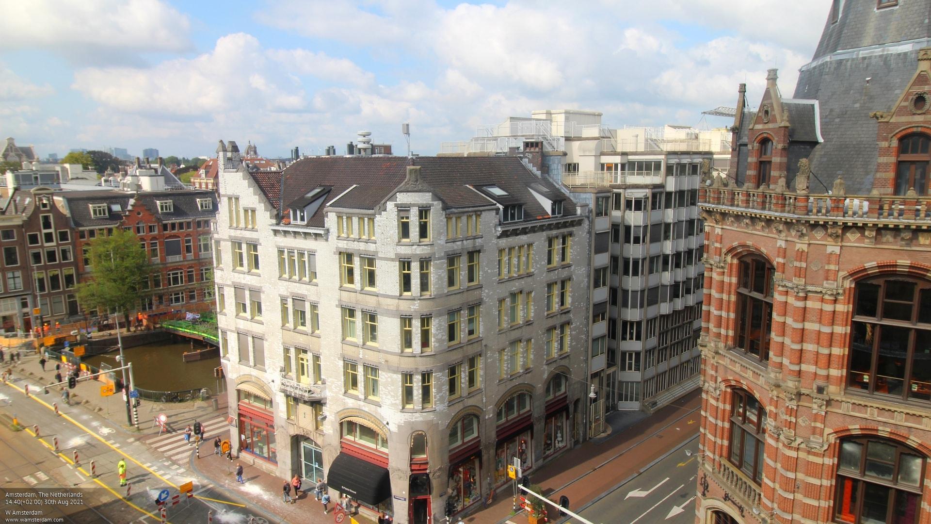 Webkamera Amsterdam: Settentrionale − W