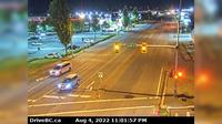 City of Langley > South-East: Hwy  at Fraser Hwy in Langley, looking southeast - Actuales
