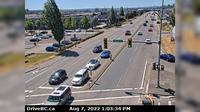 City of Langley > South-East: Hwy  at Fraser Hwy in Langley, looking southeast - Overdag