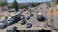 City of Langley > South-East: Hwy  at Fraser Hwy in Langley, looking southeast - El día