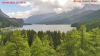 Bregaglia: Lake Sils - Engadin St. Moritz - Overdag