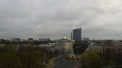 Vignette de Qualité de l'air webcam à 7:53, janv. 19