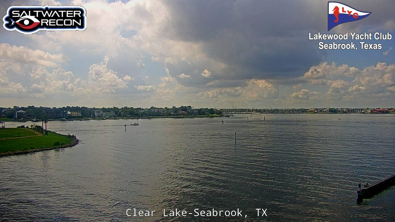 Traffic Cam Seabrook: Clear Lake, TX - by Saltwater-Recon.com