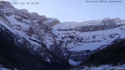Gavarnie-Gèdre: Webcam de Gavarnie