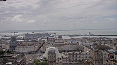 Saint-François: Webcam de Le Havre - Hôtel Mercure