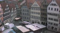 Tübingen: Tübinger Marktplatz - El día