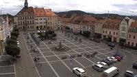?esk� L�pa: ?esk� L�pa City Square webcam North-Bohemia Czech Republic - El día