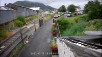 Portmeirion: Porthmadog Station - Day time