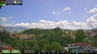 Colfelice: Isola del Liri (FR) - Panorama direzione Sora - Dagtid
