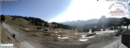 Schwyz: Mythenregion - Einsiedeln (Hotel Passhöhe Ibergeregg)