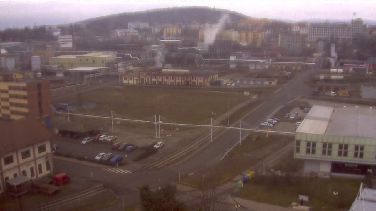 Webkamera Ústí nad Labem
