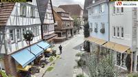 Walldurn: Hauptstraße - Dagtid
