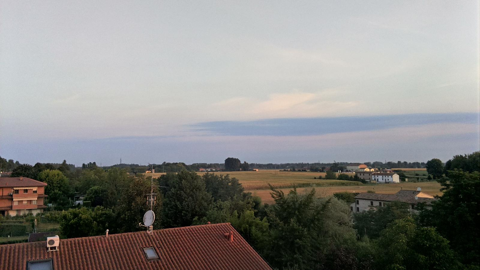 Webcam Cona: Ferrara Est − Cocomaro di