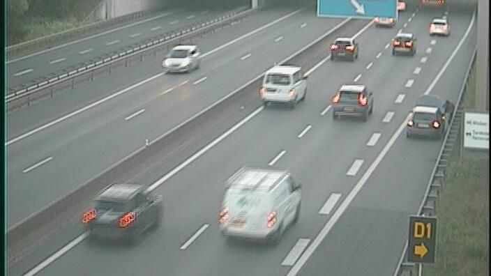 Webcam Burange: A3 Croix de Bettembourg