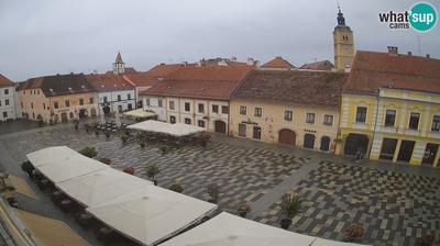 Varazdin Breg: King Tomislav square