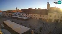 Varazdin Breg: Varazdin - King Tomislav square - Recent