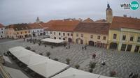 Varazdin Breg: King Tomislav square - Dagtid