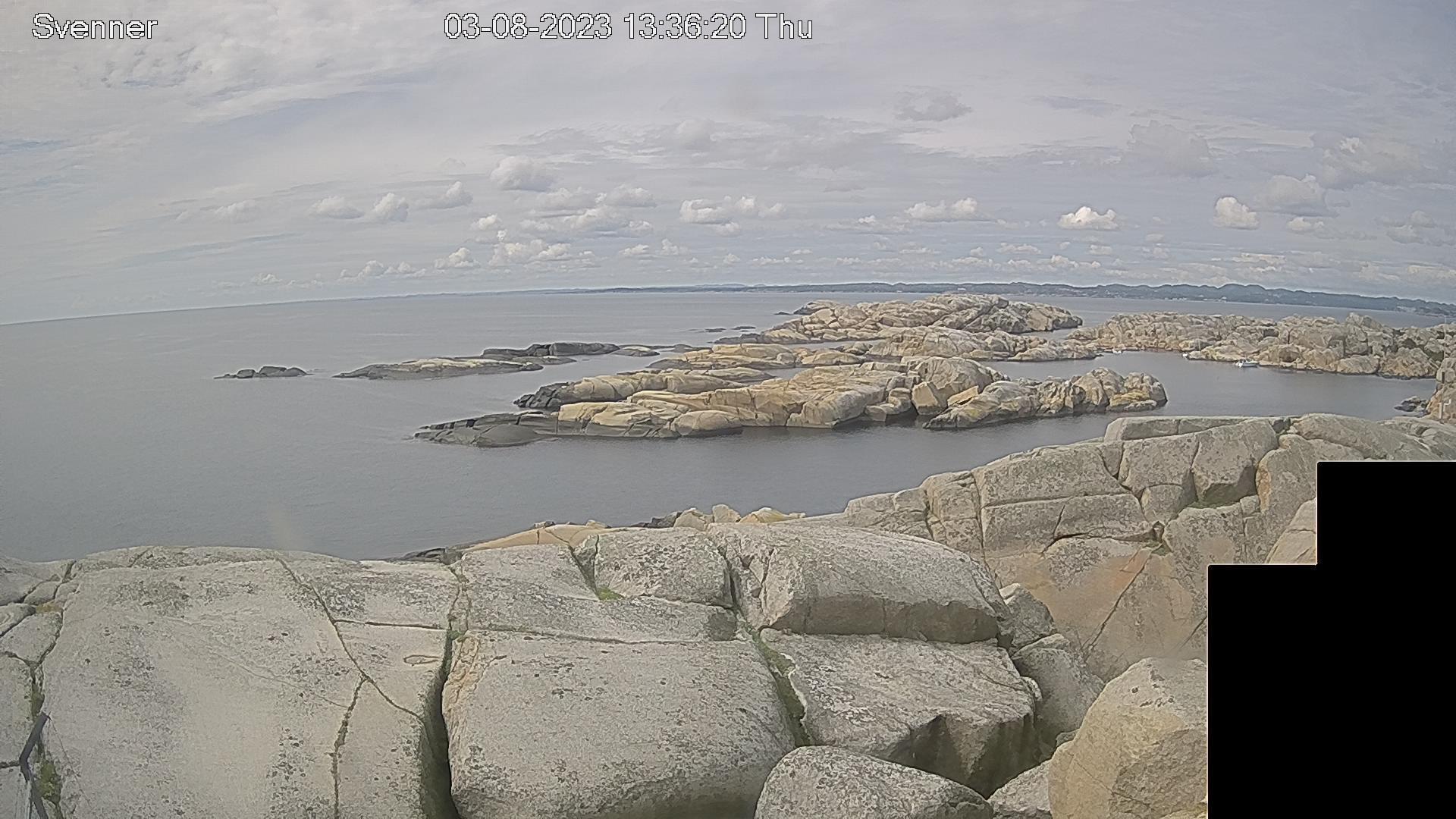 Webkamera Svenner › West: Svenner Lighthouse