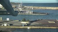 Canet-en-Roussillon: Môle nord - Actuelle