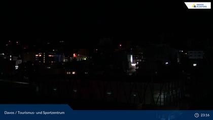 Davos: Platz - Tourismus- und Sportzentrum, Trainingshalle HC