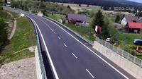 Bozi Dar > North: Nov� Hu?: silnice I/ sm?r Doln� Podlu?� - Jour