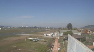 Vue webcam de jour à partir de General Freire Airfield › South: Maule
