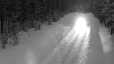 Webcam Kemijärvi: Tie 5 − Suomu − Kuusamoon