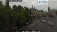 London Borough of Haringey: Stoke Newington Rd/Evering Rd - Dagtid
