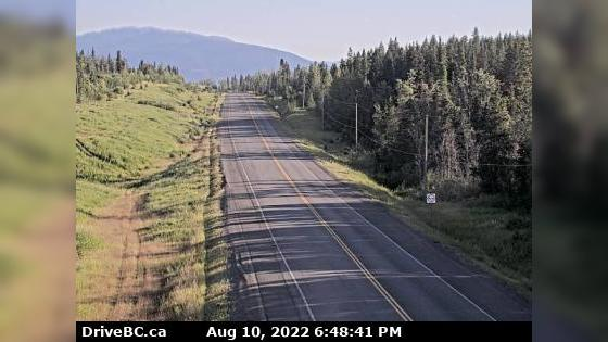 Webcam Barrett Lake › South-East: Hwy 16 at Anderson Road