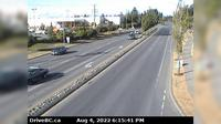 Courtenay › East: Intersection of Ryan Rd and Lerwick Rd in - looking east - Current