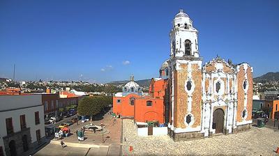 Thumbnail of Tlaxcala webcam at 8:10, Oct 15