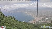 Vico Equense: Monte Faito - Funivia del Faito - Overdag