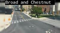 Rochester: Broad St at Chestnut St - Overdag