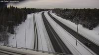 Oulu: Tie - Linnanmaa - Day time