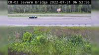 Severn: Highway  near Simcoe Rd - Actuales