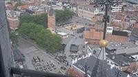 Kortrijk > West: Grote Markt Kortrijk - Overdag