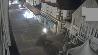 Korbach: Fu�g�ngerzone Korbach - Prof.-Bier-Stra�e - Recent