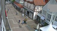Korbach: Fußgängerzone Korbach - Prof.-Bier-Straße - Jour