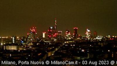 Webcam Centro Direzionale: Milano − Porta Nuova