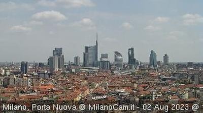 Milan: Porta Nuova